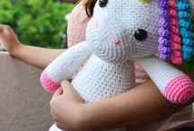 Crochet - Animals & Dolls