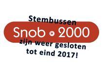 Snob 2000 / De jaarlijkse lijst met de 2000 meest ondergewaardeerde liedjes gekozen door de lezers.