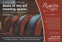 Conference Space / The Regatta has two state-of-the art function spaces: The Regatta Room which can host up to 400 seated guests -- perfect for large conferences