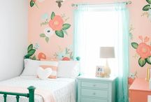 Maylea's room inspiration / by Elizabeth Hales