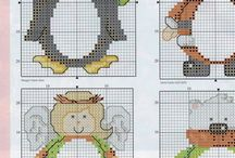 cross stitch pattern designs