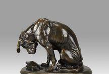 Animalier Sculptures
