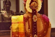 Indian Bridal Hair