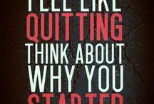 Julies Motivation Board