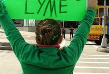 Lyme disease / by Jamie Bennett