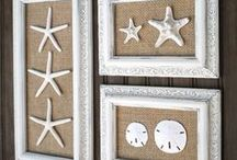 Wall decor for summer home