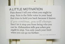 Motivation:) / by Kristin Crowley