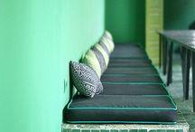 Tendance couleur déco / Les teintes qui s'imposent dans les décos tendance que Carole et Juliette sélectionnent pour vous.
