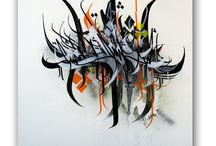 Arabic graff