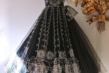 Dress heaven / Long gorgeous dress no sleeves detailed