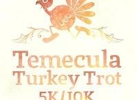 In the Beginning: Temecula Turkey Trot 5k  2010