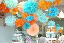 baby girl shower for Ajika / Baby shower with bright African Theme