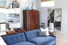 Interior design - beach houses