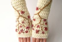 knit and crochet accessories