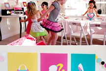 Big girls 5-it's Barbie Party Time