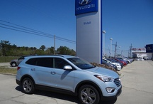 SOLD!! 2013 Hyundai Santa Fe LTD #5385 / Put us to the test. We are the #1 Hyundai in customer satisfaction in the country and we will prove it. Family owned and operated since 1957 over 3 generations to serve you.