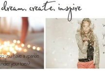 dream.create.inspire / by Christina Loucks