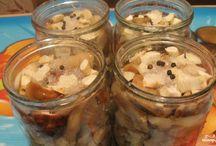 Блюда с грибами / Самые вкусные блюда с грибами