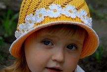 Chapéus de Croche Infantil
