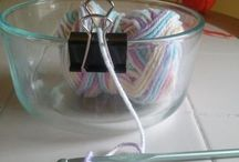 Knitting / Clothes and other items to knit