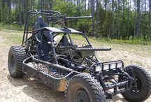 paintball buggy