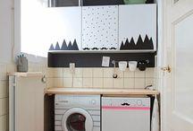 Cuartos de lavandería