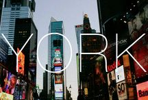 New York / My loved City / by Costanza Carbone