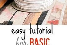 Macrame tutorial