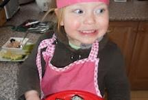 Koken met kinderen: voorgerecht