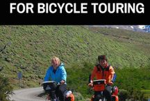 Bicycle touring / Interresting articles, useful information about cyclotouring.