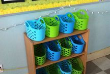 Classroom Organization / by Allie Lichtenstein