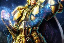 cavaleiros zodiaco