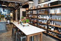 Cafe / by Molly Goldsmith