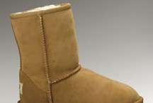 Ugg Boots KIDS CLASSIC CHESTNUT