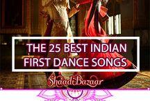 1st Dance Songs