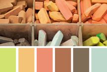 Color combos / by Kristin Davis