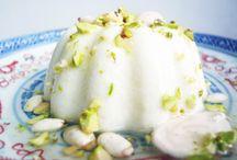 Recipes: Pudding & Custard