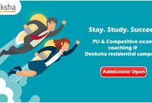 Deeksha Admissions