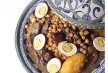 platos marroquí