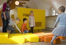 Exibitions for children - Artist Anne-Mette Sørensen