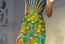 ETHNIC - AFRICAN - FASHION - INSPIRATION