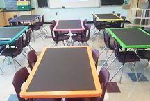 classroom arrangements