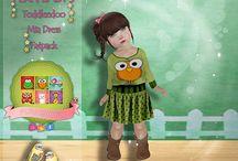 {FLRN BABY'S} Toddleedoo Clothing