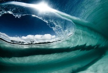 Wave Action / Waves, the surf and the ocean / by Luke Dean-Weymark