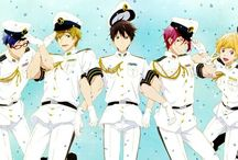 Free! Iwatobi Swim Club!