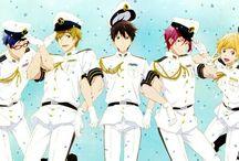 Free! Iwatobi Swim Club!