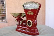 DAYTON CANDY SCALES