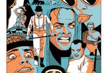 Graphic comic art