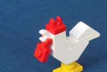 Лего творения