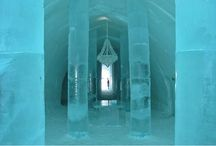 Coolest Ice Hotels To Stay / Have you heard of Ice Hotels? For a change, this time you should go for that option.